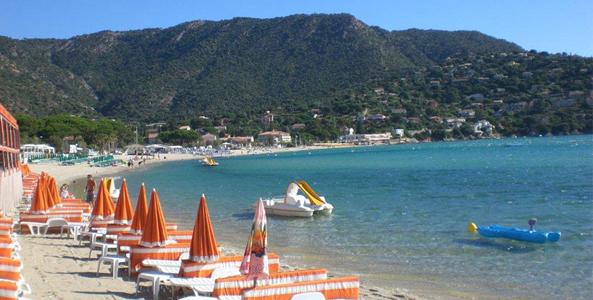 Hotel Le Lavandou Saint Clair La Falaise Astria Beach Var 83